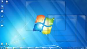 Windows Aeroが有効の場合