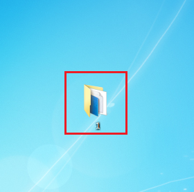 復元したいファイルを用意する