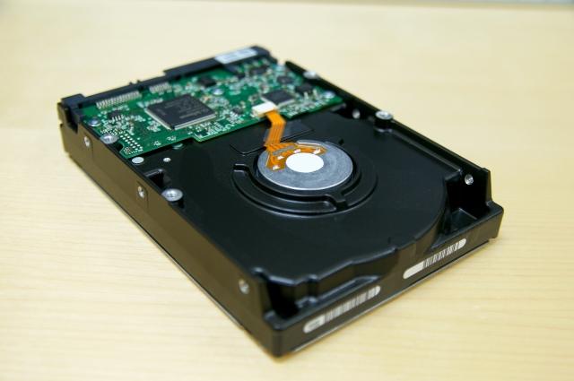 Windows HDD・SSDの容量の確認の仕方