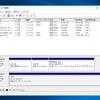 Windows10 ファイルシステムの確認方法