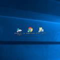Windows10 デスクトップにショートカットアイコンを作成する