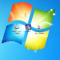 Windows7 デスクトップにショートカットアイコンを作成する