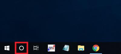 Windows10 アイコンのみの表示