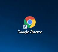 Windows10 ショートカットアイコン