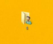 ②ユーザーのファイルのアイコン