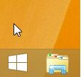 マウスポインタ― 白色「Windows 標準 (システム設定)」