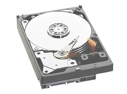 物理ドライブ本体(HDD)