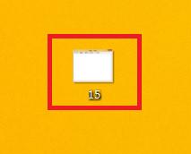 保存先にファイルがある事を確認して終了です。